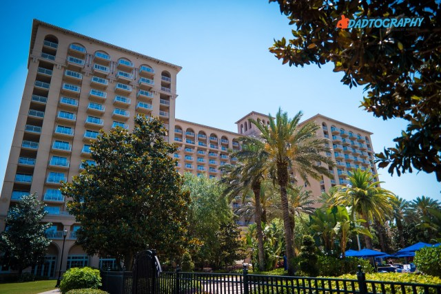 Ritz Carlton Orlando - Rear