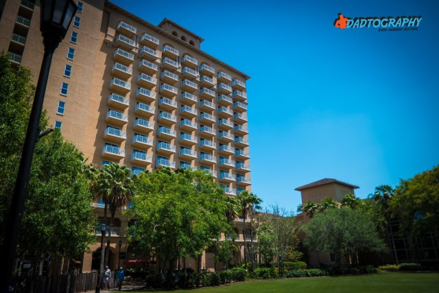 Ritz Carlton Orlando - Tower