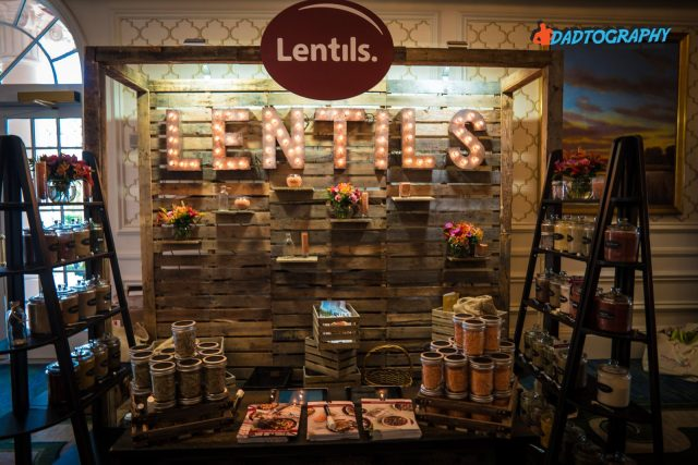 Mom 2 Summit - Lentils