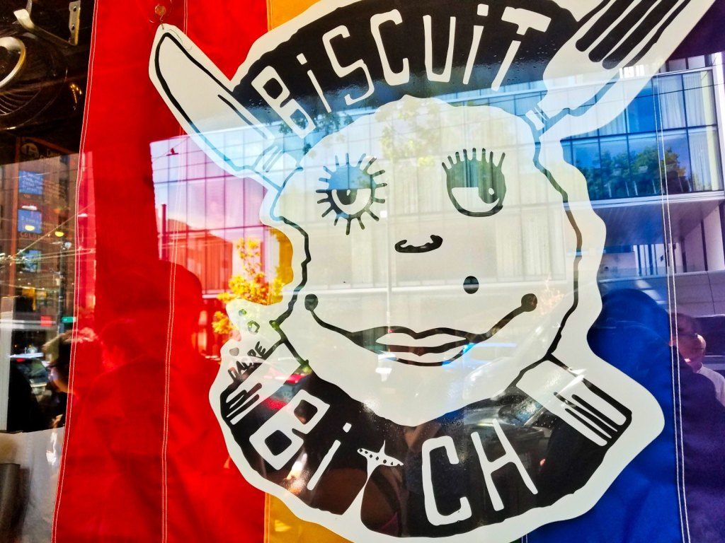 Biscuit Bitch Seattle Review – Caffé Lieto Location