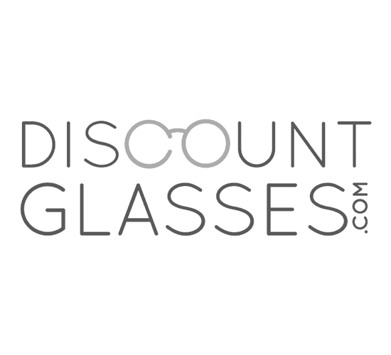 Discount Glasses Logo BW