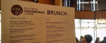 Soco Restaurant Thornton Park Brunch Review