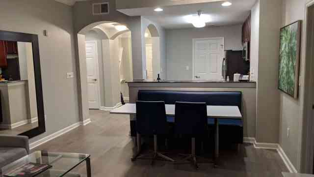 The Grove Resort Orlando - Rooms and Suites - 2 Bedroom Dining and Kitchen