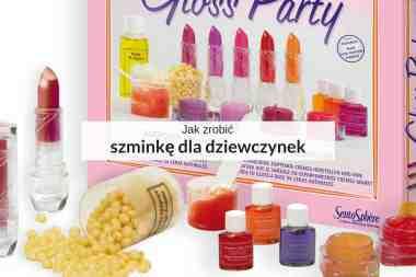 Tłumaczymy jak robić szminkę dla dziewczynek