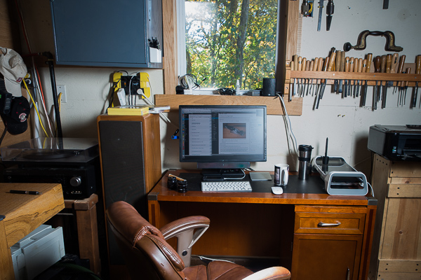 The daedlab desk: where the cyber-magic happens