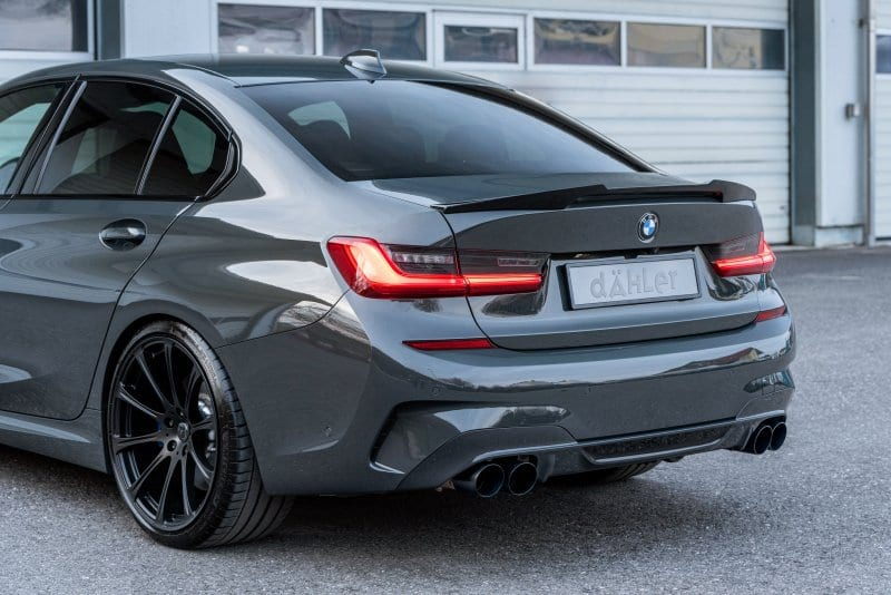 bmw 3 series g20 exclusive tuning