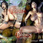 Secret of beauty 2 – 3D – Sin Censura – Mega – Mediafire