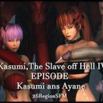 Kasumi the Slave of HELL 4 Episode 1: Kasumi and Ayane – 3D – Sin Censura – Mega – Mediafire