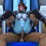 [SFM] Sylvanas Part 2  – 3D – Sin Censura – Mega – Mediafire