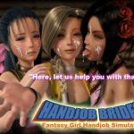 Handjob Brides – 3D – Mega – Mediafire