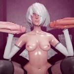 MMD Futanari GloryHole – 3D – Sin Censura – Mega – Mediafire