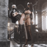 Blender GuiltyK Nun Special 2 – 3D – Sin Censura – Mega – Mediafire
