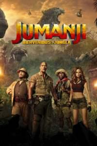Jumanji Bienvenidos a la Jungla – Latino HD 1080p – Online – Mega – Mediafire