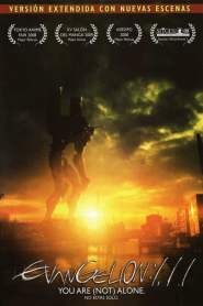 Evangelion 1.0 You Are (Not) Alone – HD Latino 1080p – Online – Mega – Mediafire