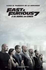 Rápido y furioso 7 – Latino HD 1080p – Online – Mega – Mediafire