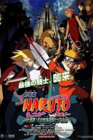 Naruto 3: La Película: Las Ruinas Ilusorias En Lo Profundo De La Tierra – Sub Español HD 1080P – Online – Mega – Mediafire
