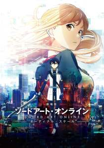 Sword Art Online La película: Ordinal scale – Latino – HD 1080p – Online – Mega – Mediafire