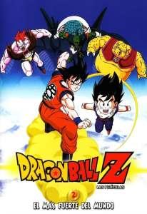 Dragon Ball Z: El Hombre más Fuerte de este Mundo – Latino HD 1080p – Online