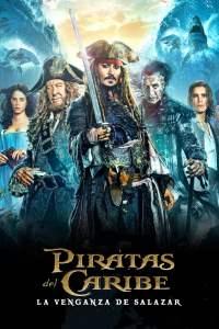 Piratas del Caribe 5: La Venganza de Salazar – Latino HD 1080p – Online
