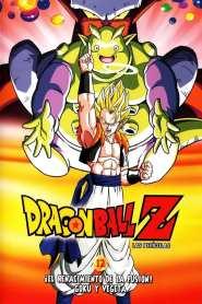 Dragon Ball Z: La Fusión de Goku y Vegeta – Latino HD 1080p – Online