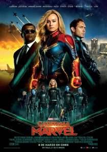 Capitana Marvel – Latino HD 1080p – Online