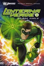 Linterna Verde Primer Vuelo – Latino HD 1080p – Online