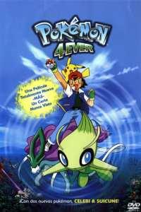 Pokémon x siempre: Celebi, la voz del bosque – Latino HD 1080p – Online