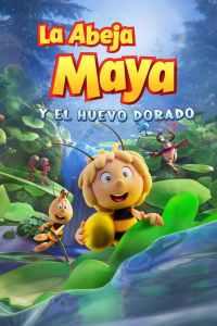 La abeja Maya y el huevo dorado – Latino HD 1080p – Online