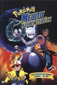 Pokemon El Regreso De Mewtwo – Latino HD 720p – Online