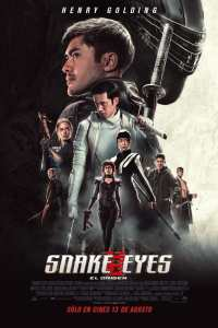 Snake Eyes: G.I. Joe Origins – Latino 1080p – Online