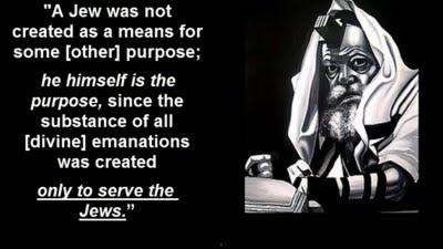 Il nuovo ordine mondiale ebraico smascherato (The Jew World Order)