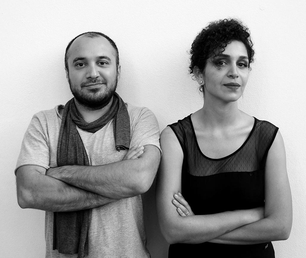 Daevas Design Member Team, Asia Samimi and Nima Fardi Image
