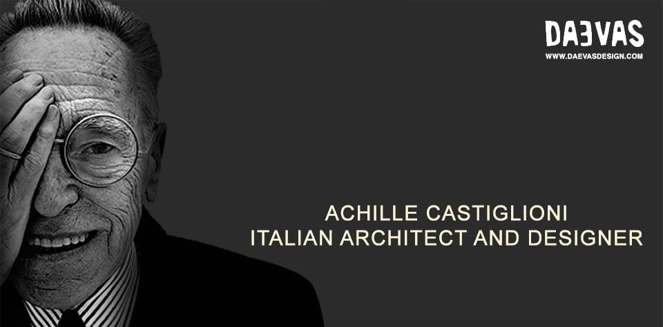 Achille Castiglioni - Italian Architect And Designer image