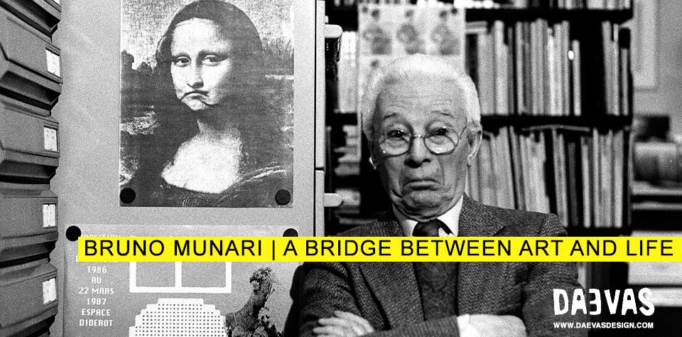 Bruno Munari | A Bridge Between Art and Life image
