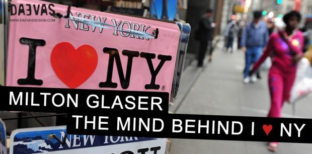 Milton Glaser | The Mind Behind I ♥︎ NY image