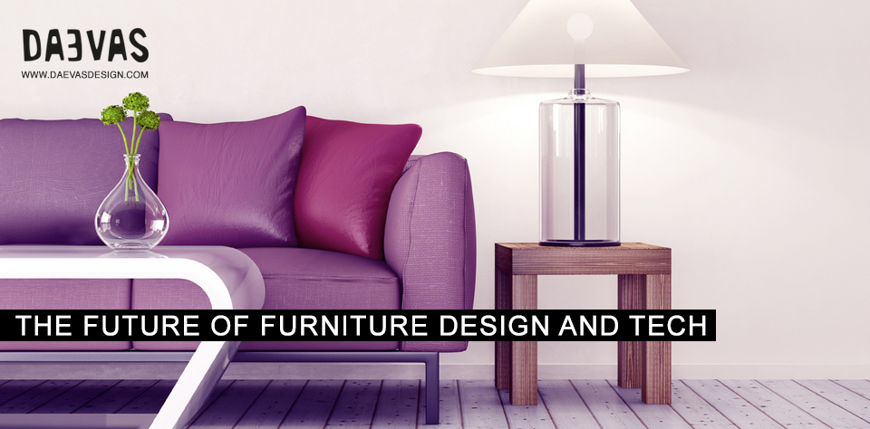 The Future Of Furniture Design And Tech image