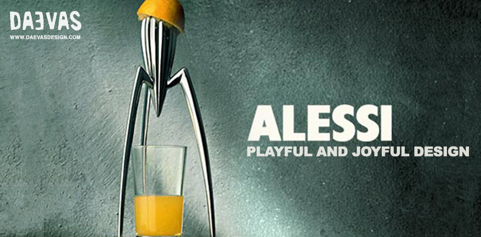 on feet at best prices new release Alessi | Playful And Joyful Design - Daevas Design