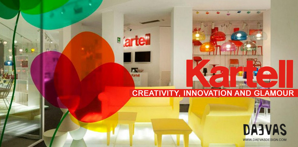 Kartell | Creativity, Innovation And Glamour image