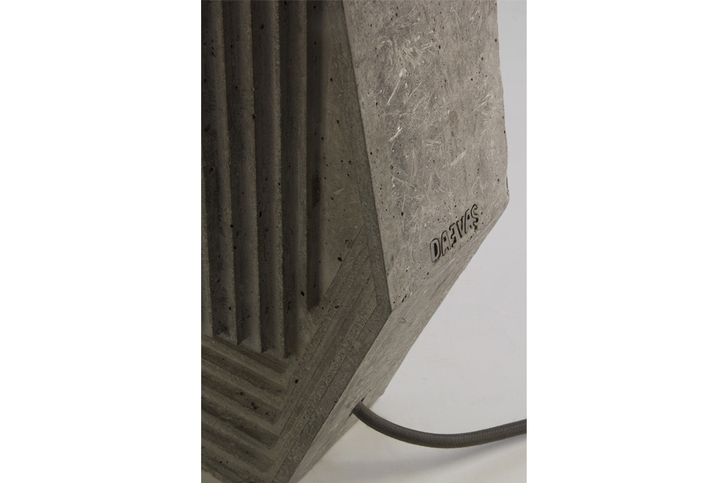 Inside Out Concrete Lamp Image
