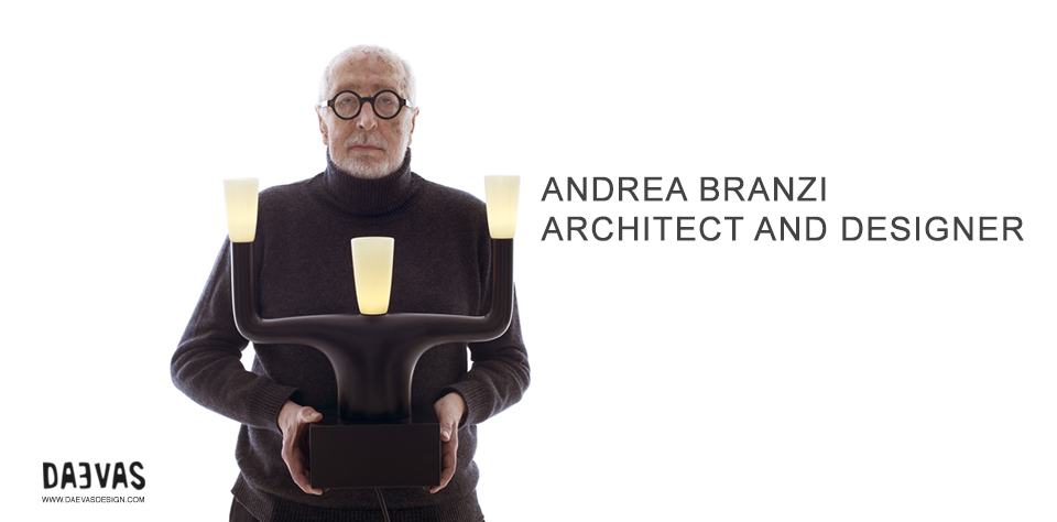 Andrea Branzi Architect And Designer Daevas Design