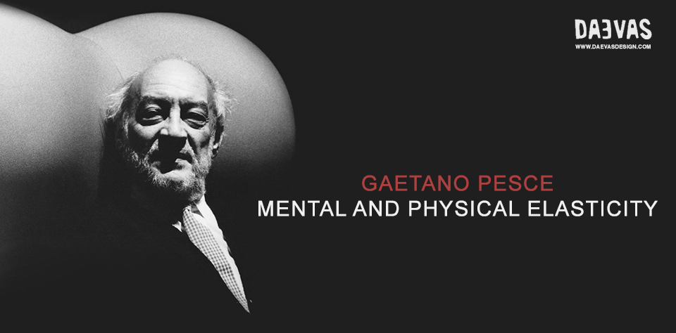 Gaetano Pesce | Mental And Physical Elasticity Image