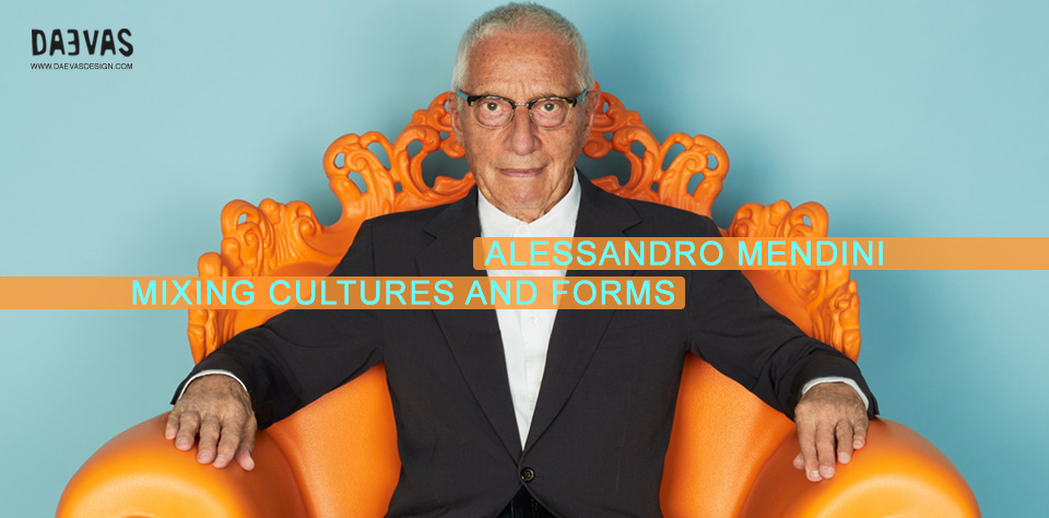 Alessandro Mendini - Mixing Cultures and Forms Image