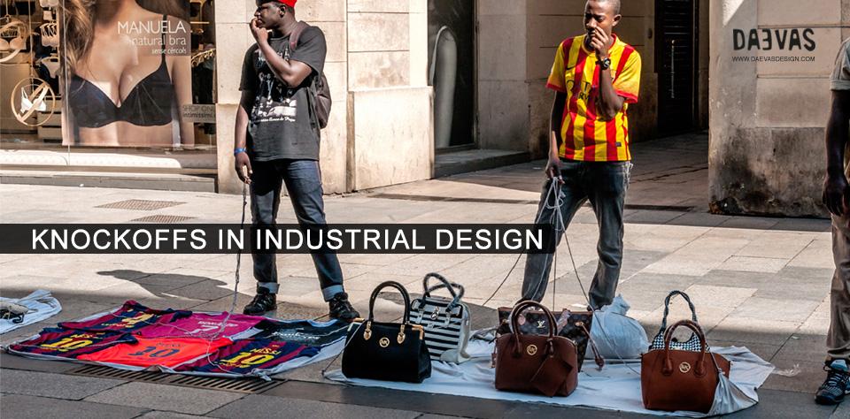 Knockoffs In Industrial Design image