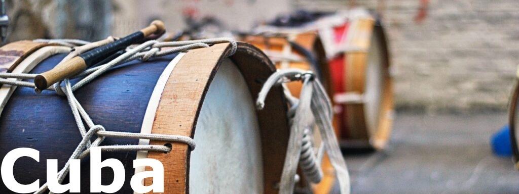percussioni cubane