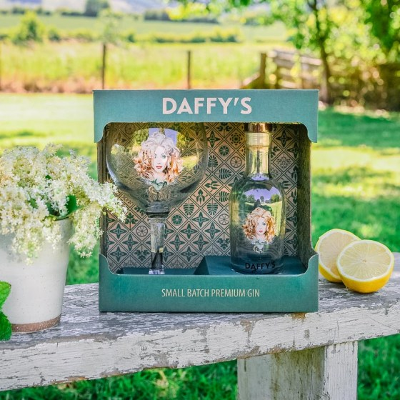 Daffys 20cl Gift Pack