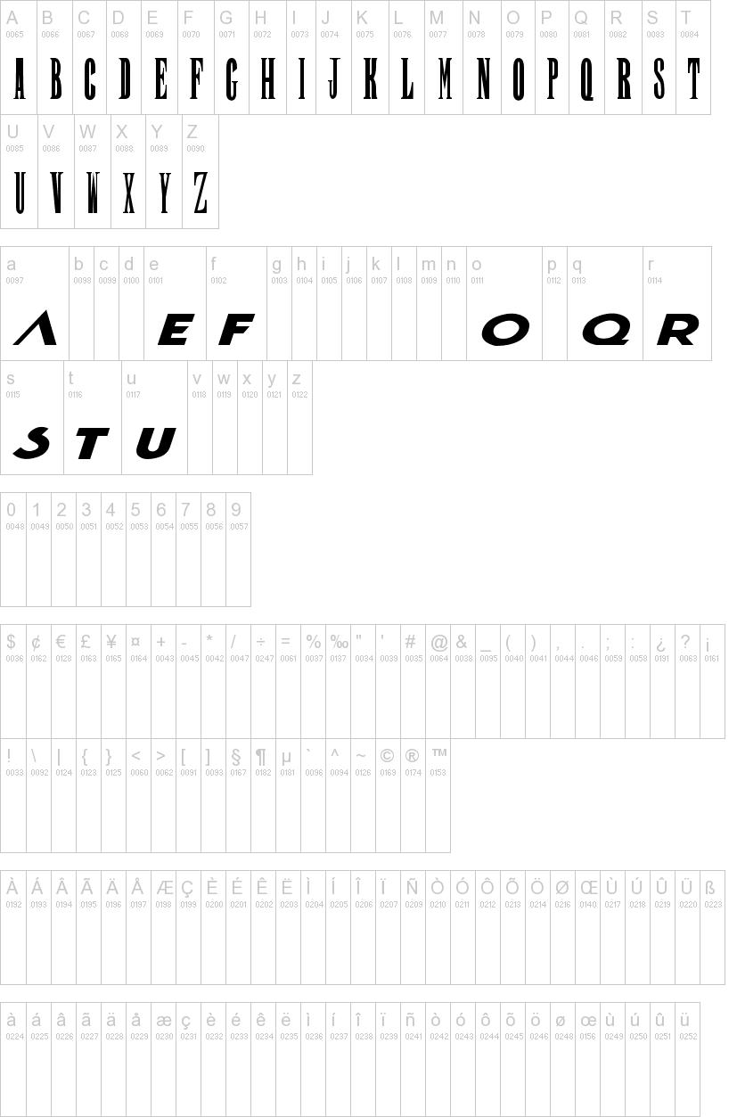 Final Fantasy Font