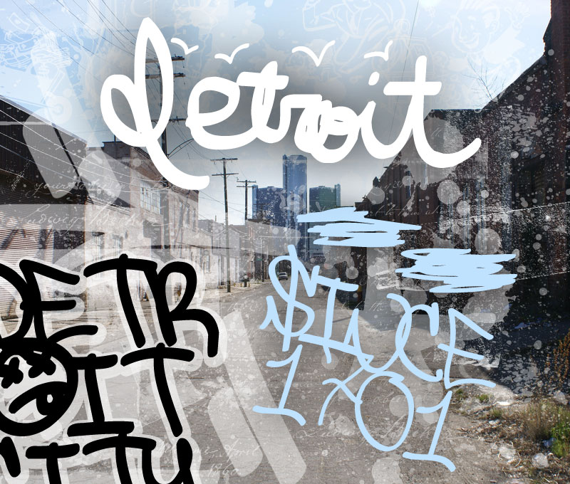 Image result for detroit ghetto
