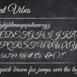 Great Vibes Font Family