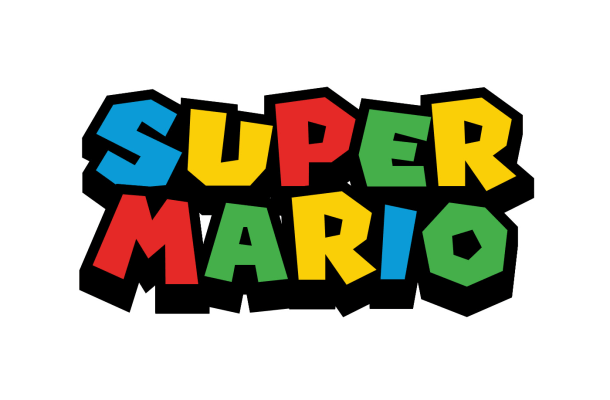 Super Mario Font