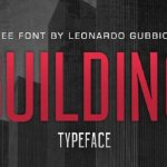 BUILDING Typeface Free